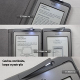 Husa Kindle 4 WiFi cu Lampa led incorporata (cod:K4SL00)