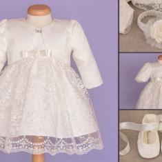 Set botez Baby Lace (Imbracaminte pentru varsta: 3 ani - 98 cm)