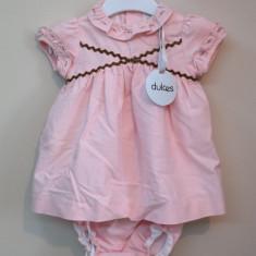 Rochie / rochita bebe DULCES 3 - 6 LUNI, Marime: S/M, Culoare: Din imagine