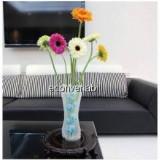 Suport flori - Vaza pliabila din pvc