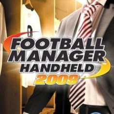 Football Manager 2009 Psp - Jocuri PSP Sega