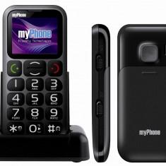 MyPhone 1045 Simply+ Black - Telefon MyPhone