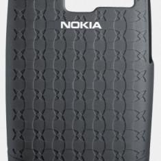 Husa Nokia CC-1015 neagra pentru telefon Nokia X2-01 - Husa Telefon