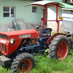 Utilitare auto - Vand: tractor cu remorca