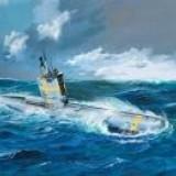 Macheta Revell Submarin German Type XXII - 05140