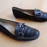 Pantofi Geox Respira din piele naturala; marime 39 1/2 - Pantof dama, Marime: 39.5, Culoare: Din imagine