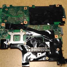 Placa de baza LENOVO THINKPAD T400 Functionala - Placa de baza laptop Lenovo, DDR 3