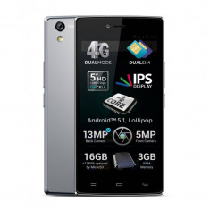 Smartphone Allview X2 Soul Style Plus Platinum 16GB 4G Silver - Telefon Allview