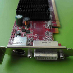 Placa Video Ati Radeon HD 2400 PRO 256MB DVI PCI Express - LOW PROFILE - Placa video PC ATI Technologies