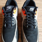 Adidasi barbati Nike, Piele naturala - Nike Air Max originali, piele naturala+textil, nr.42, 5.