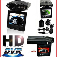 Sistem Video Auto Camera Supravegere Portabila Inregistrare Hd - Camera video auto, Foto: 1
