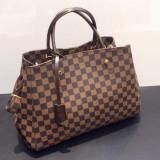 Geanta Louis Vuitton Montaigne Big Size * Piele Naturala *