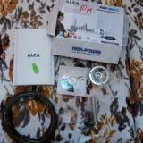 Adaptor wireless - Ultimul model ALFA AWUS039NH ALFA WiFi Adapter AWUS039NH 98dbi -10 m