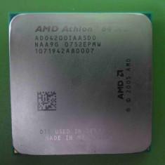 Procesor AMD Athlon 64 x2 4200+ Dual Core 2.2GHz 1MB socket AM2 - Procesor PC AMD, Numar nuclee: 2, 2.0GHz - 2.4GHz