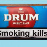 Tutun de rulat Drum Original & Bright Blue 50 g