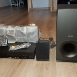 Vand Home Cinema 5.1 Sony TZ140 - Sistem Home Cinema
