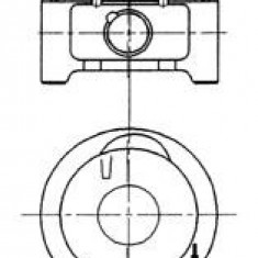 Piston VW GOLF Mk III 1.4 - KOLBENSCHMIDT 92228600