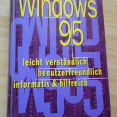 WINDOWS 95 - IN GERMANA - Carte software