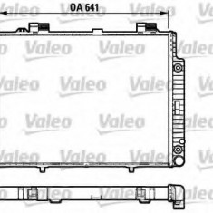Radiator, racire motor - VALEO 732601 - Radiator racire Bosch