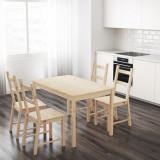 Masa IKEA lemn