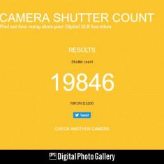Nikon D3200 + 18-55 VR (20.000 Cadre) - Aparat Foto Nikon D3200