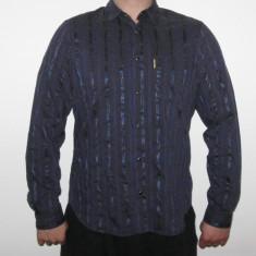 Camasa Originala Armani Jeans - MARIMEA XL - ( cu maneca lunga ) - Camasa barbati Armani, Culoare: Din imagine