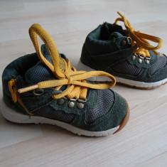 Papuci Zara Baby, Baieti, Marimea 22 - Papuci copii Zara, Culoare: Din imagine