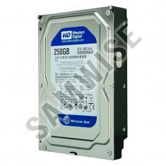 Hard Disk 250GB WESTERN DIGITAL, SATA2, 7200rpm, WD2500AAJS BLUE... Garantie !!!, 200-499 GB, 8 MB
