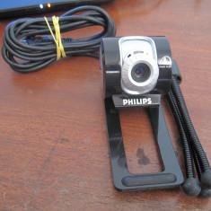 Camera Web calitate Philips spc900nc/00 - Webcam Philips, 1.3 Mpx- 2.4 Mpx, CCD, Microfon