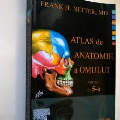 Atlas de Anatomie a Omului F.H. Netter editia a 5 - a NOU