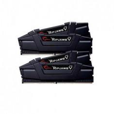 Memorie G.Skill Ripjaws V, DDR4, 4 x 16 GB, 3200 MHz, CL15, kit - Memorie RAM