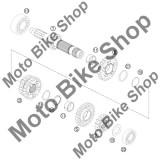 MBS Saiba 20,2X33X1,5 KTM 250 EXC 2013 #15, Cod Produs: 54633015000KT