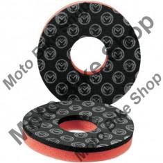 MBS Inele mansoane Moose Racing, rosu/negru, Cod Produs: 06300389PE - Mansoane Moto