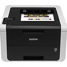 Imprimanta laser Brother HL-3170CDW, LED color A4, 22 ppm, Duplex, WiFi - Imprimanta laser color