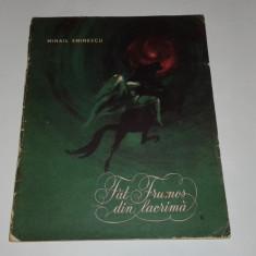 Mihail Eminescu - Fat Frumos din lacrima ~ ilustratii Marcela Cordescu ~ - Carte de povesti