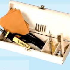Pebaro Hobby Aparat pirogravura in cutie de lemn