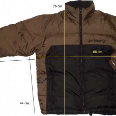 Geaca PUFOIACA puf si pene FIREFLY originala (L spre XL) cod-173132 - Echipament ski