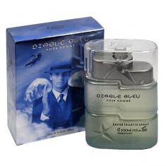 PARFUM LAMIS DIABLE BLEU 100ML EDT/replica THIERRY MUGLER-A MEN(stoc limitat) - Parfum barbati Azzaro, Apa de toaleta