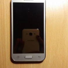 Telefon Samsung Galaxy Core Prime+Husa, Gri, Vodafone, Single SIM