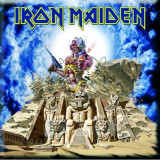Magnet Iron Maiden - Somewhere Back In Time