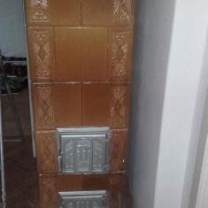 Vând sobă teracotă