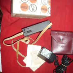 Blitz foto, electronic marca Norma cu 2 piese, certificat garantie si carte teh