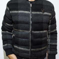 Geaca Philipp Plein - geaca barbati geaca groasa geaca iarna geaca slim fit, Marime: S, M, L, XL, Culoare: Din imagine