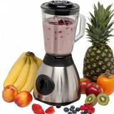 Blender Tec Star Home MD160, 500W, Recipient din sticla de 1.5L, 5 Viteze