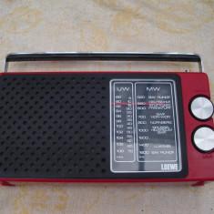 Radio vechi de colectie Loewe Lissy - Aparat radio