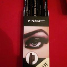 CREIOANE SPRANCENE MAC SET 12 BUC - Creion contur ochi