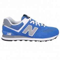 NEW BALANCE 574 BLUE/GREY - Adidasi barbati New Balance, Marime: 45