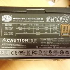 Sursa PC Cooler Master Model RS-650-ACAA 650 Watt