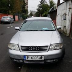 Audi a6 volan pe dreapta urgent, An Fabricatie: 2002, Benzina, 250000 km, 1900 cmc