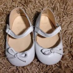 Pantofiori ZARA Baby - Marimea 17/18. - Pantofi copii Zara, Culoare: Bej